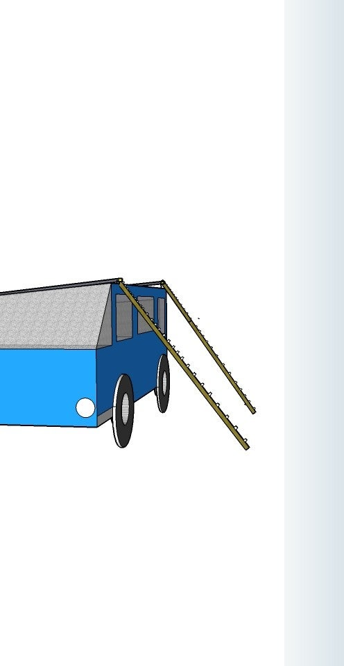The Boat Ladder, the Easy Way to Car Top Any Boat, Canoe, Ladder, or Lumber