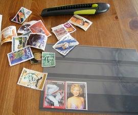 Stamp Bookmark