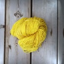 Goldenrod - Natural Dye - Wool Yarn