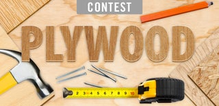 Plywood Contest