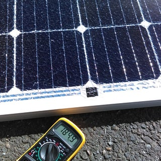 Make a High Powered Solar Panel From Broken Solar Cells