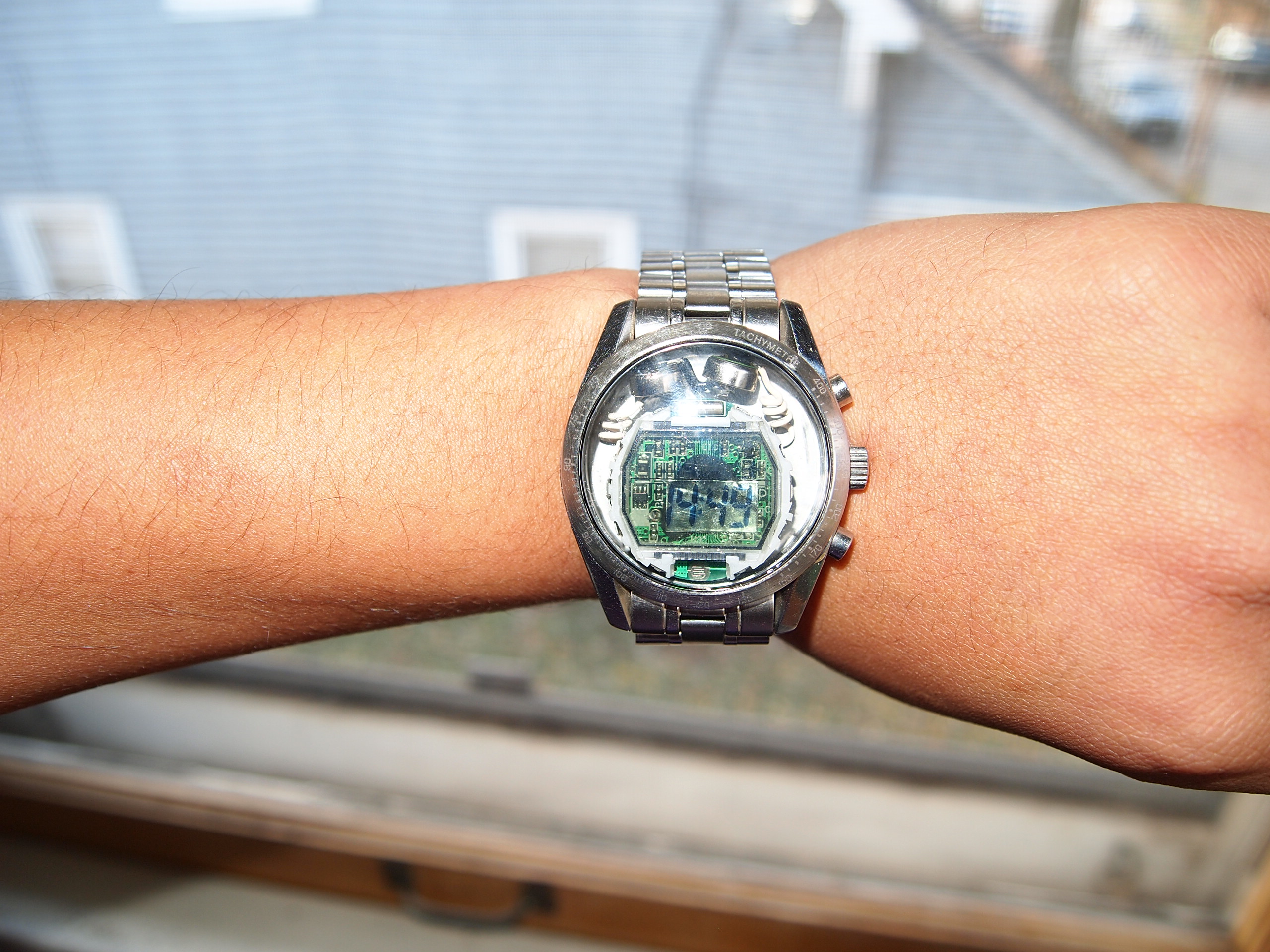 Picture of Build/modify a Wrist Watch! a Great Gift or Just for Yourself!
