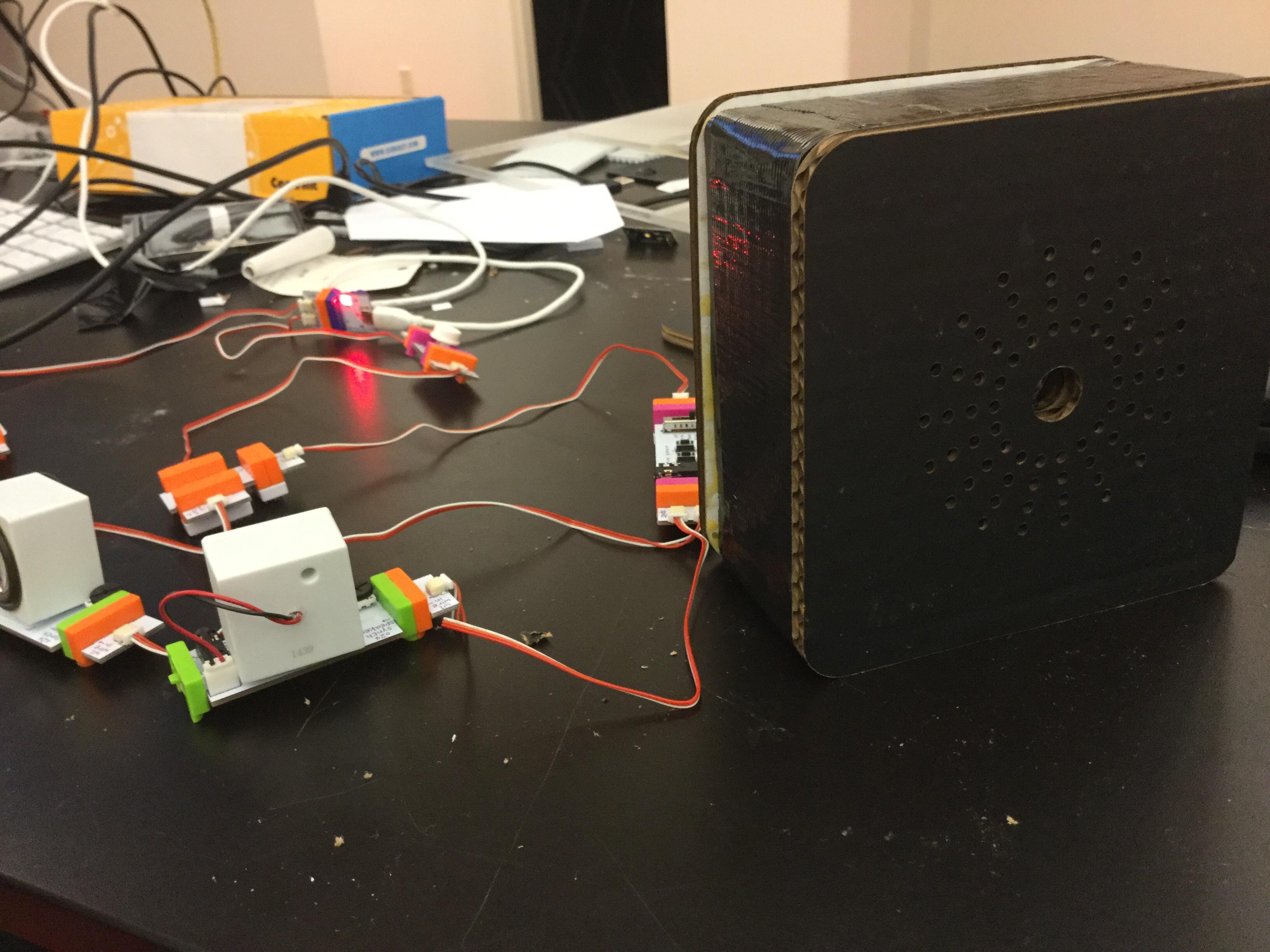 Picture of DIY Little Bits Speaker