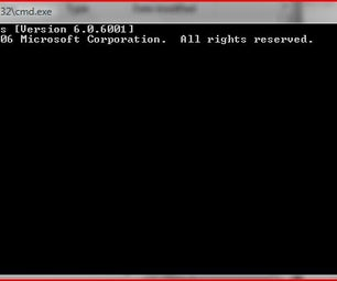 Opening Command Prompt on a Restricted User Account