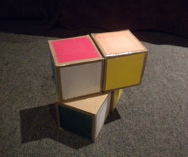 Build a fully functional 1x2x2 Rubik's cube out of cardboard
