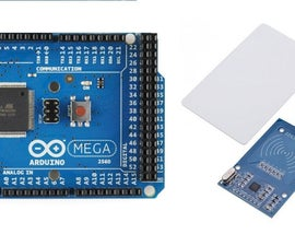 Interfacing RFID-RC522 With Arduino MEGA a Simple Sketch