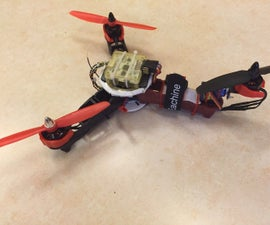 Y200 - A Poor Baby Tricopter