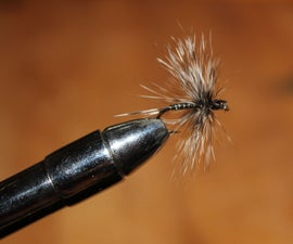 Tying a Mosquito Fly Pattern