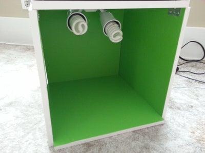 LEGO Green Screen Light Box