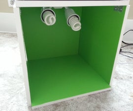 LEGO Green Screen Light Box