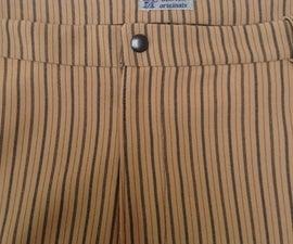 Sew Mens Shorts