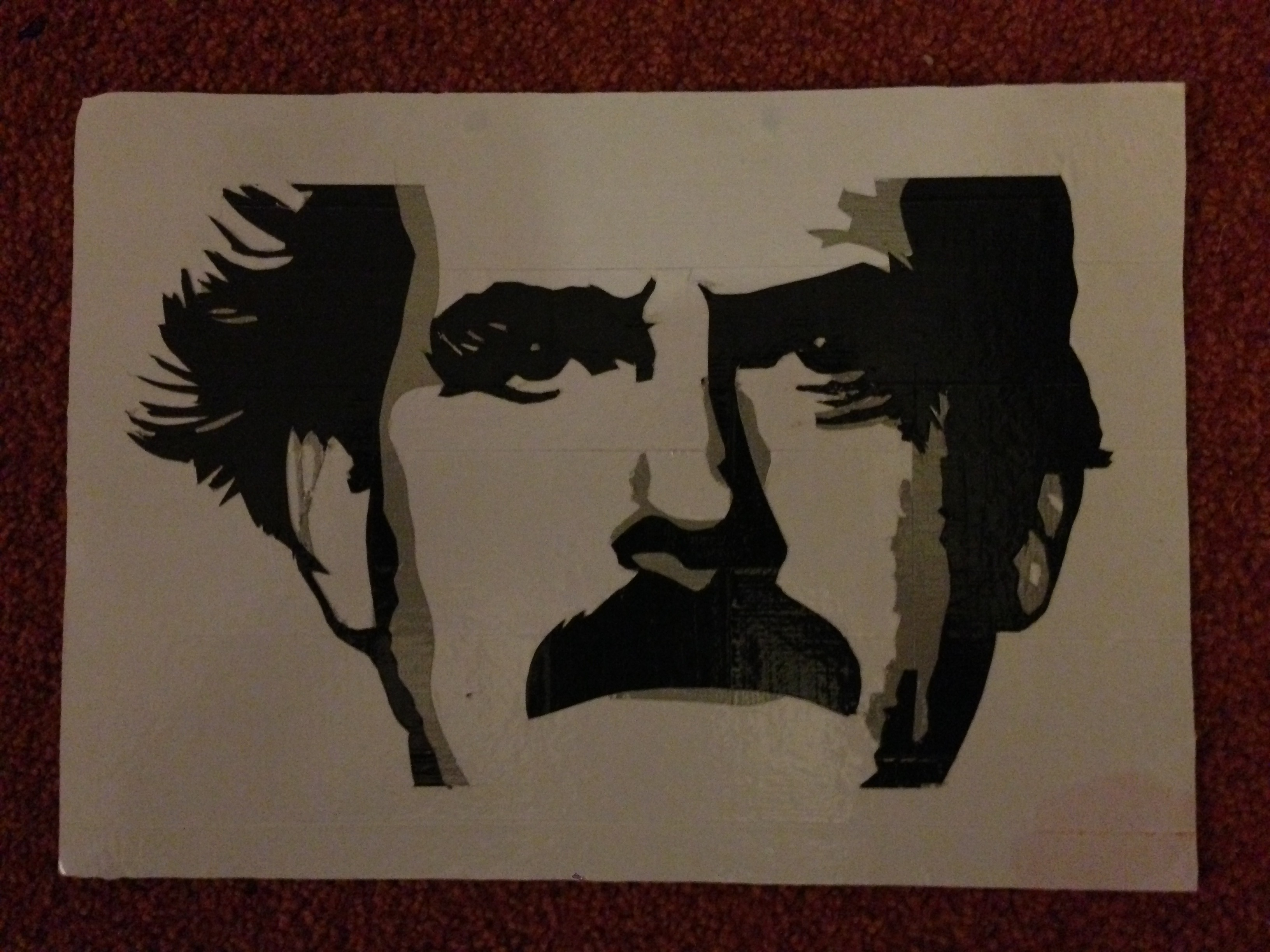 Picture of Duct Tape Art