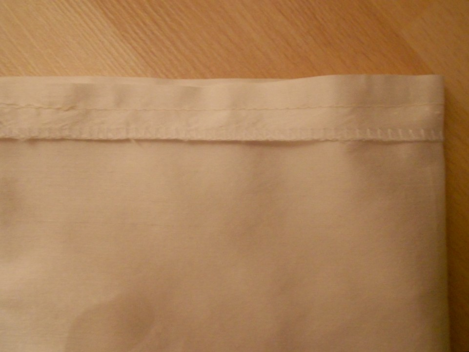 Picture of Armholes & Lower Edge
