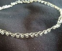 Lacy Wire Bracelet