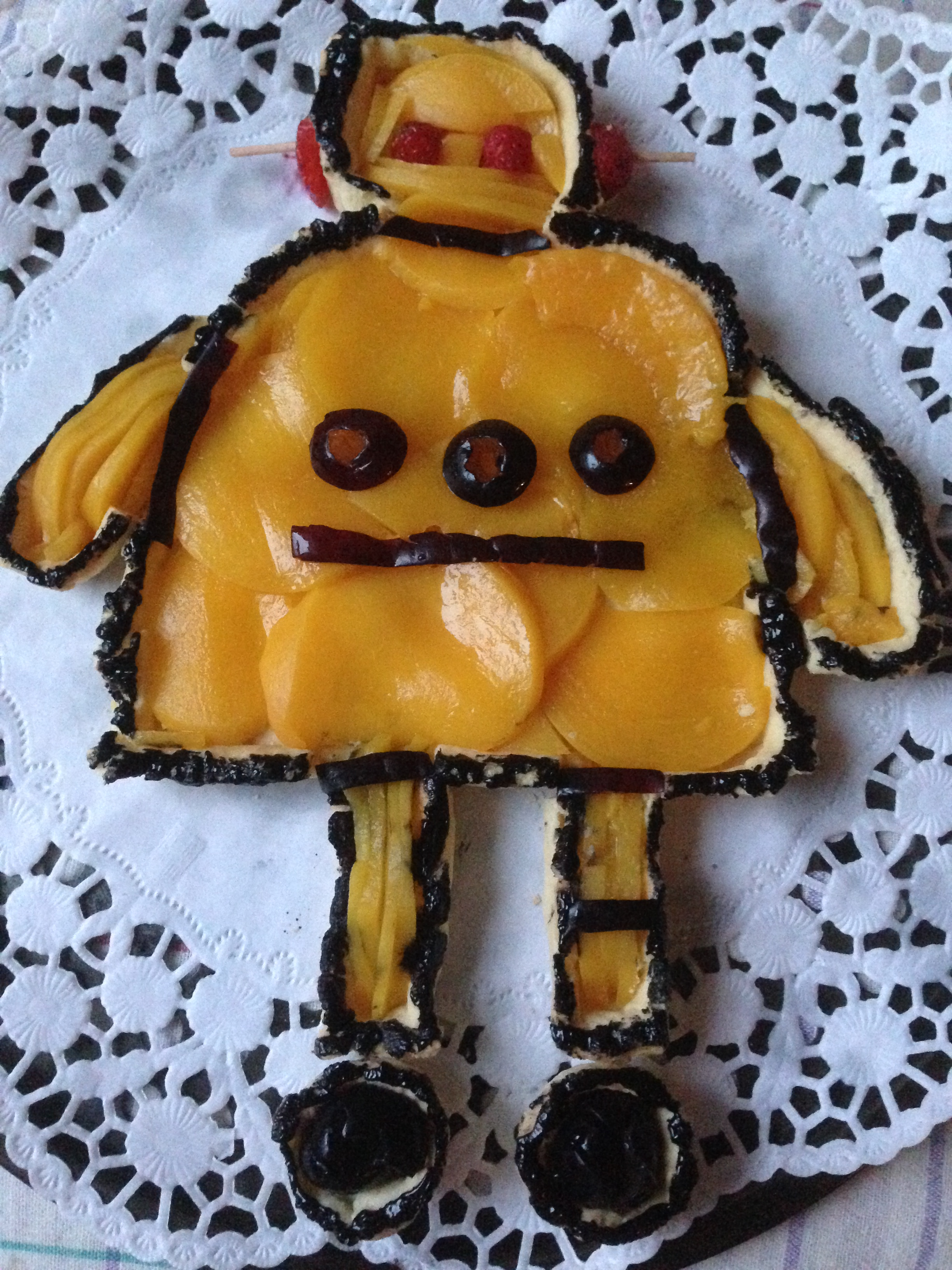 Picture of Robot Treat.