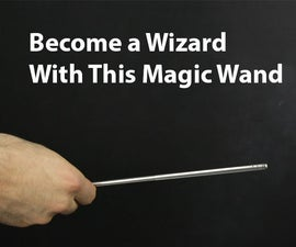 Diy Magic Wand | Good Way to Prank Someone