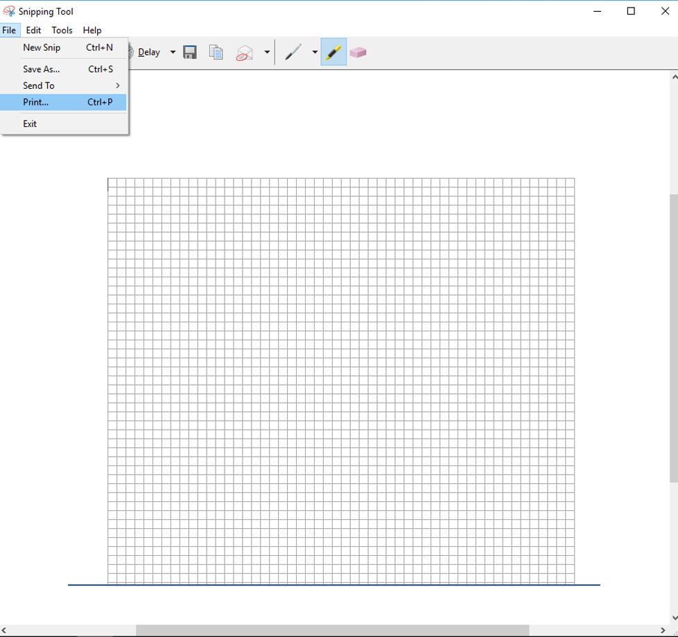 Picture of Creating the Pattern