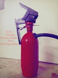 Firy- Cheap Homemade Fire Extinguisher