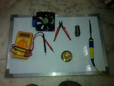 Materials and Tools-