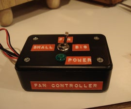 Wall-Powered solder fume extractor - on the cheap!