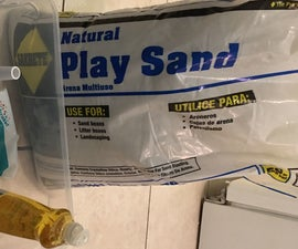Kinetic Sand Stress Ball