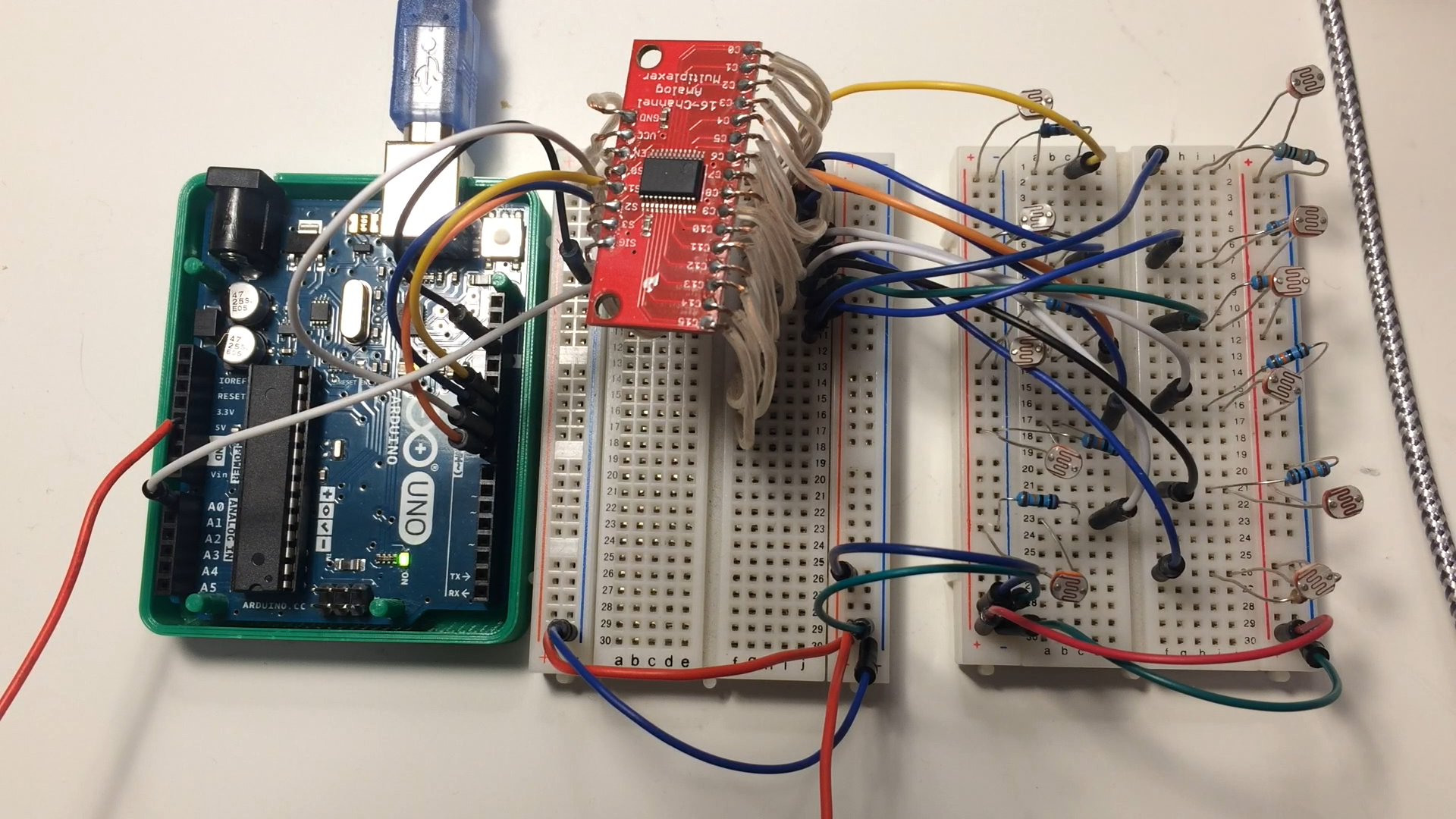 Picture of How to Use Many Sensors: Multiplexing