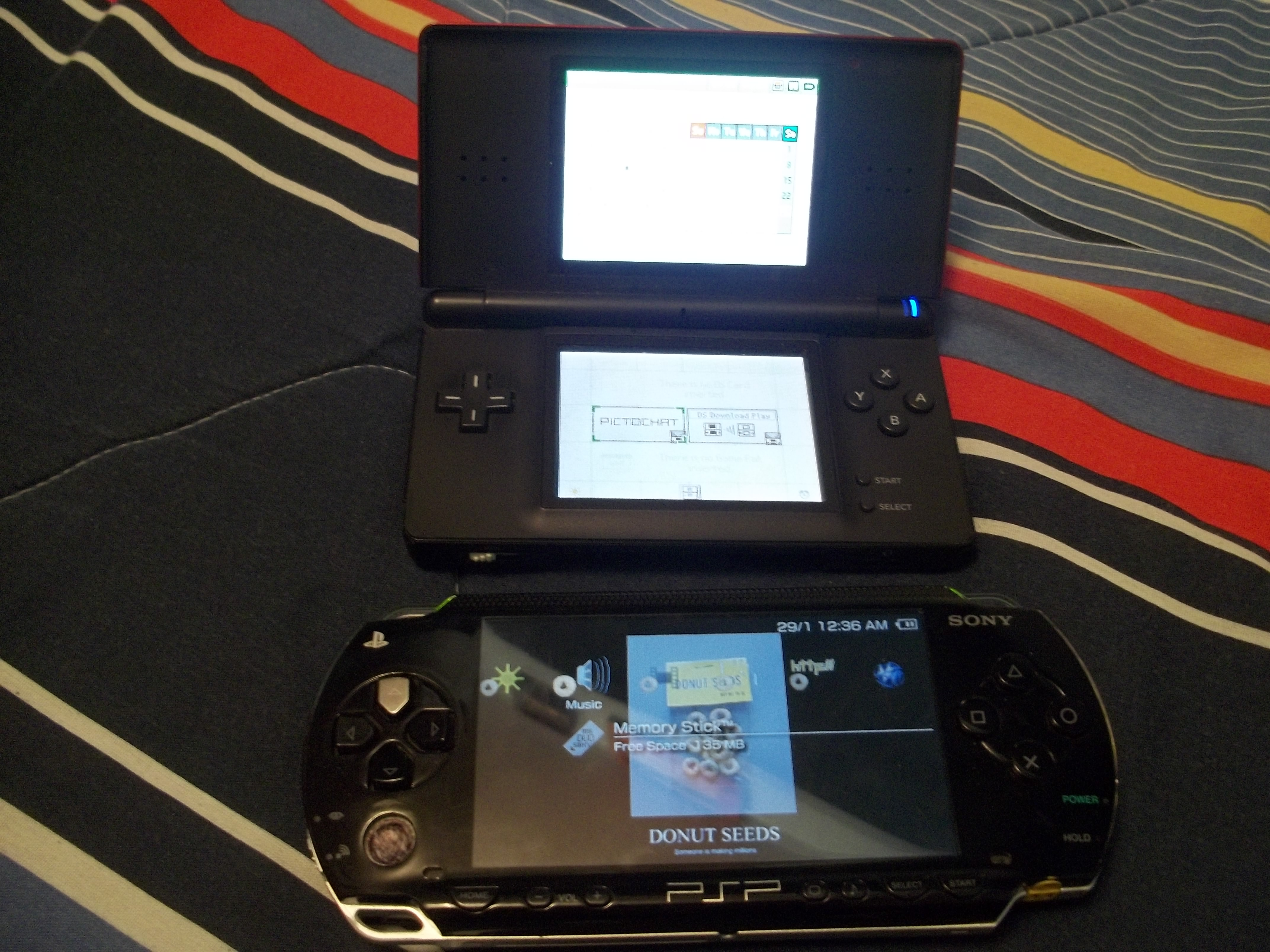 Picture of My Modified Game Systems