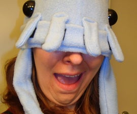DIY Squid Hat