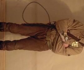 Steampunk Aviator Costume