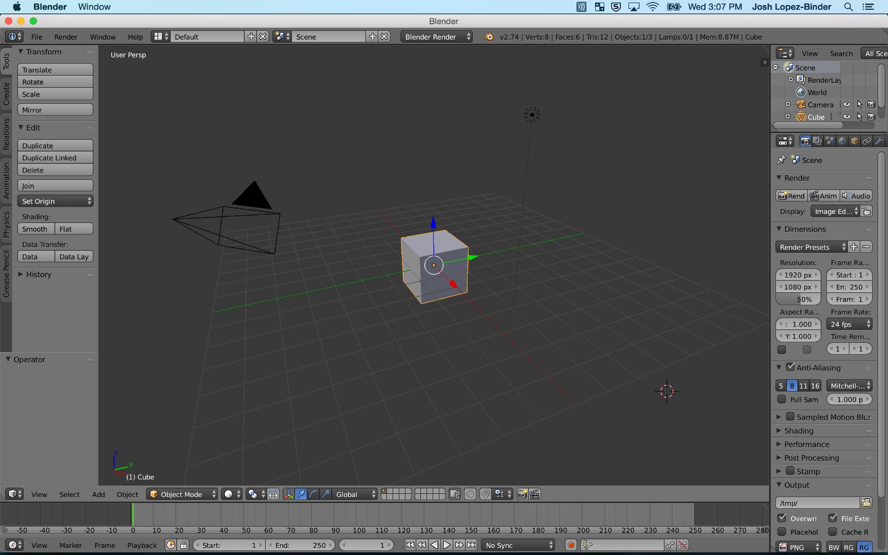 Picture of Blender Array Modifiers - the Most Important Step!
