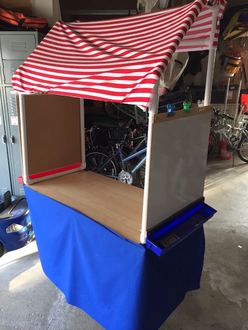 Picture of Lemonade Stand on a Cart