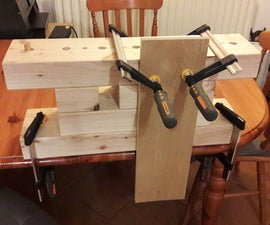 Beginning Woodworking: Making a Bench Bull - a Basic Miniature Multipurpose Workbench