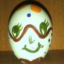 Extraordinary Eggs : Painted