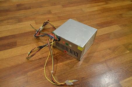 Get an ATX Computer Power Supply