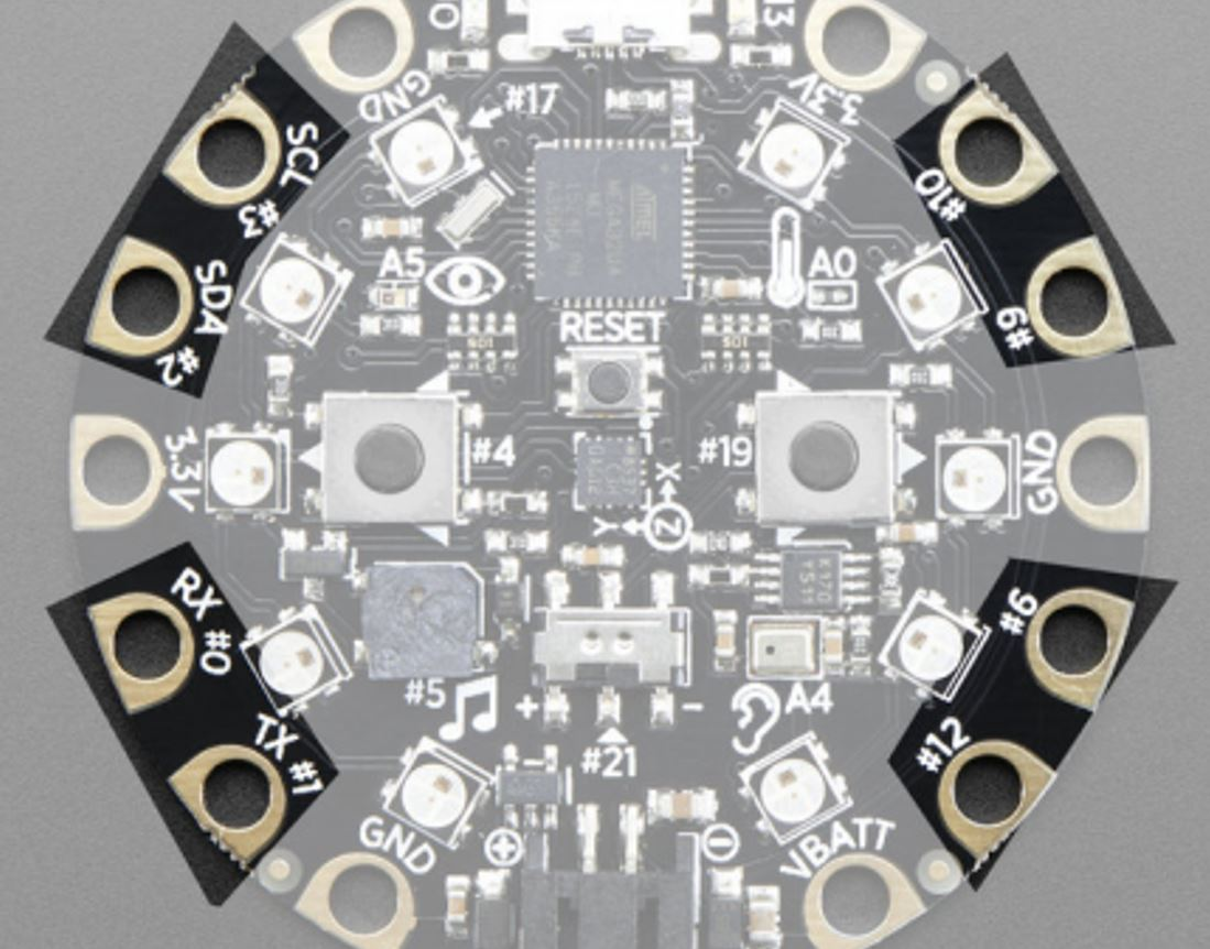 Picture of Capacitive Touch Sensor
