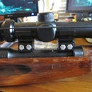 Making the scope on your Mosin Nagant stay put