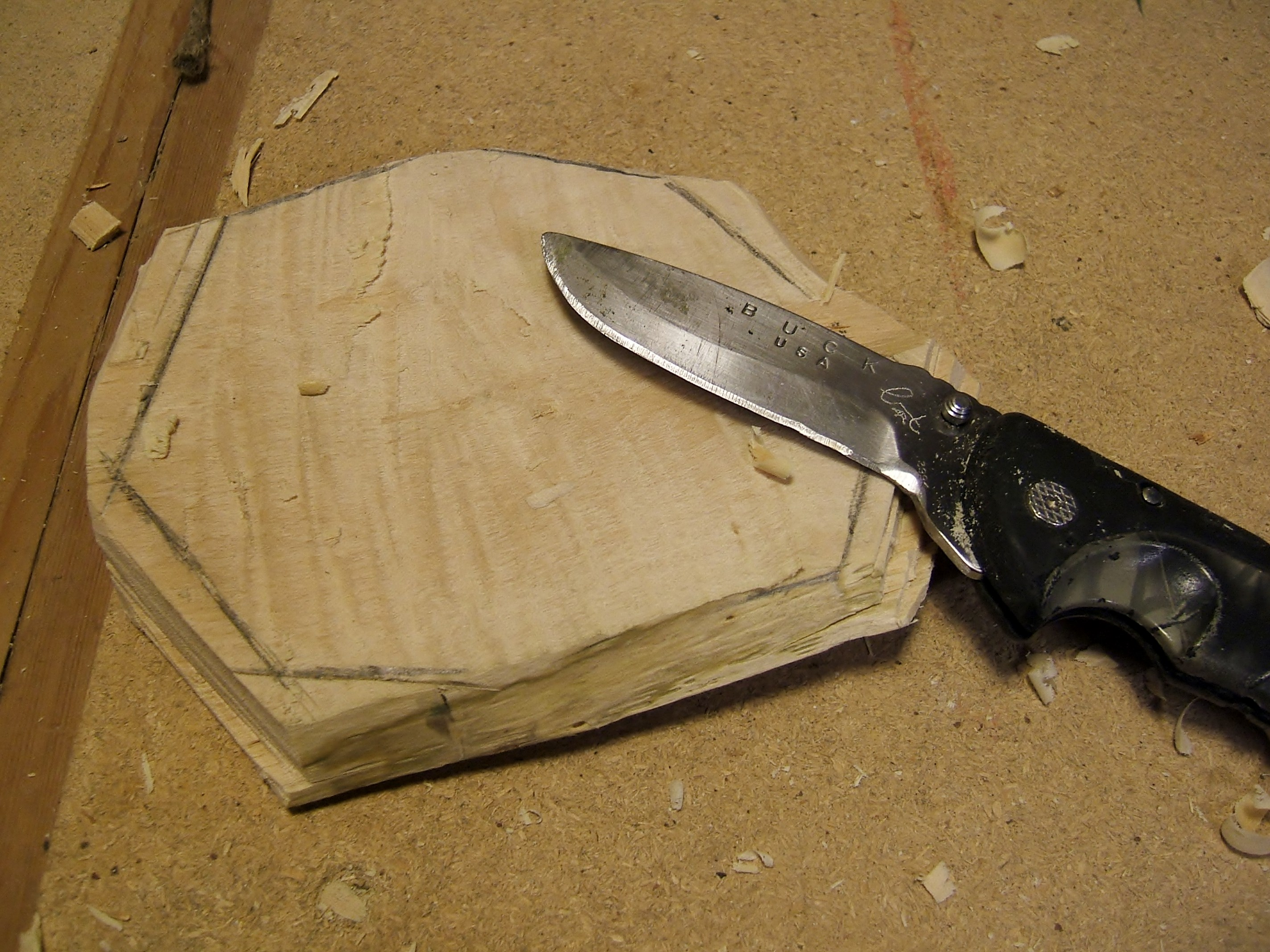Picture of Shaping the Bottom