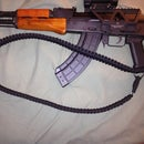 1 to 2 Point Convertible Paracord Rifle Sling