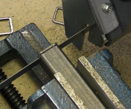 Homemade Portable Bandsaw Stand - Cut Off & Vertical