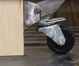 How to Make Retractable Casters!