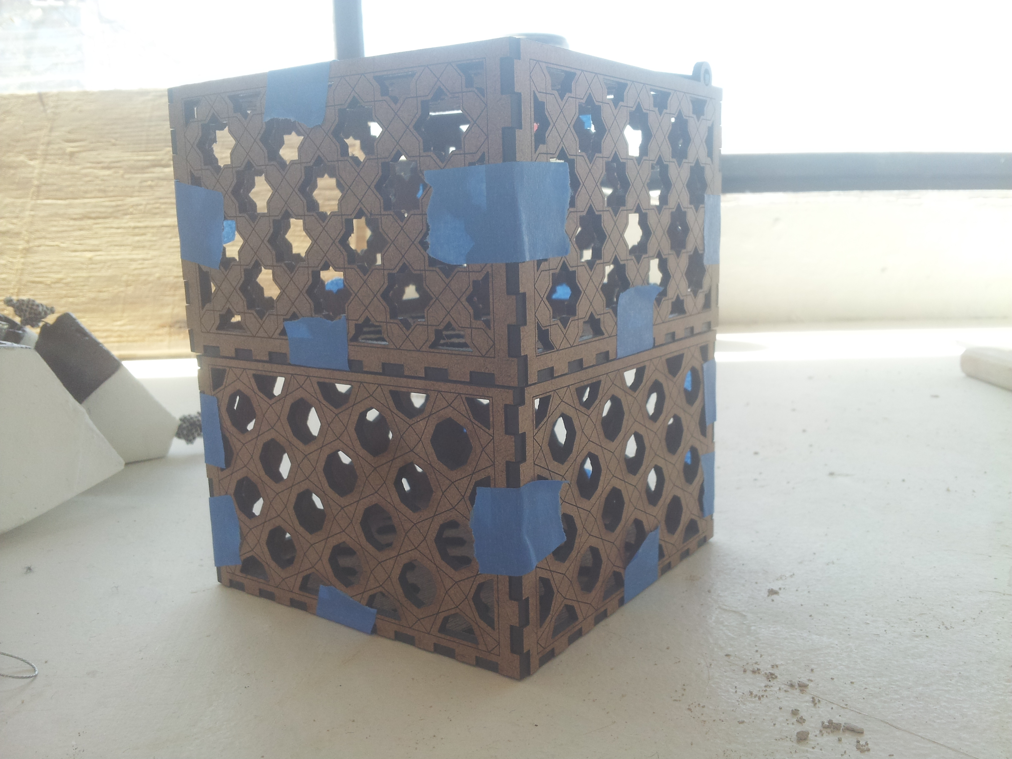 Picture of Finished Boxes
