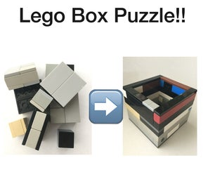 Lego Box Puzzle