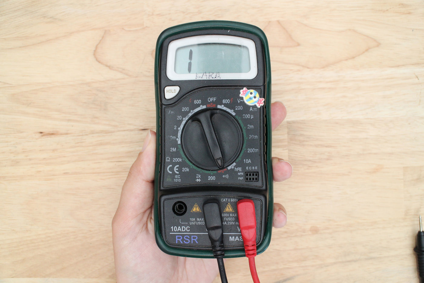 Test Your Circuit With a Multimeter