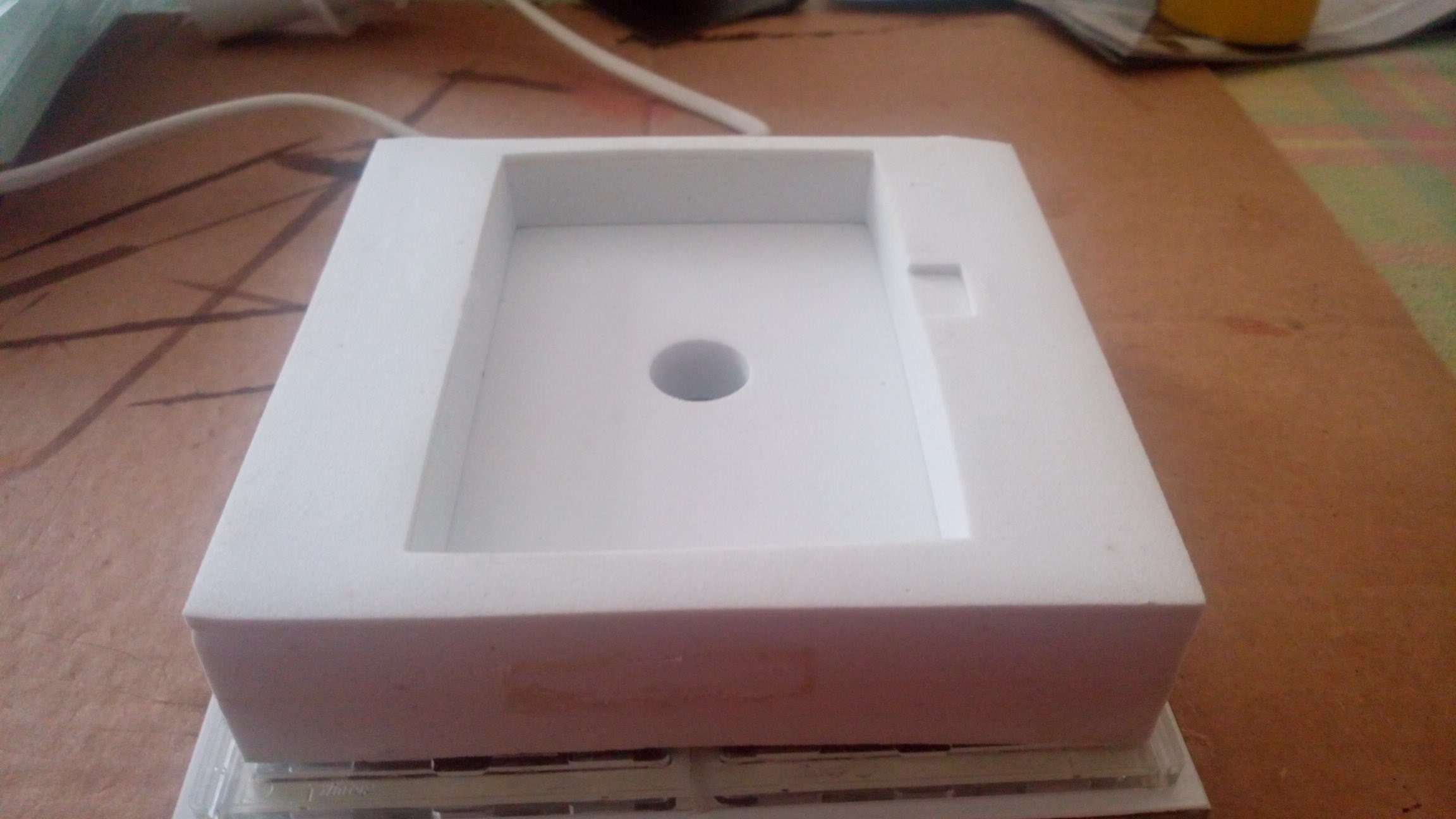Picture of Assembling the Light Cube