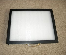 Portable light table