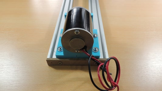 Assembling Motor and Hole Tool