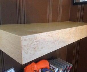 Hidden Compartment Shelf