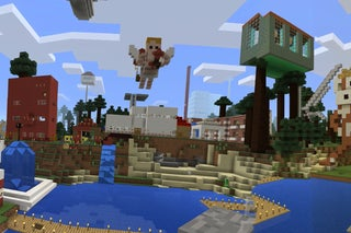 Save the World: Minecraft PE : 6 Steps (with Pictures) - Instructables