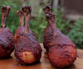 How to Cook Chicken Lollipops (Drumsticks)