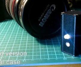 Simple, No Code Lightning Trigger/Flash Slave Trigger From Cheap Sensor